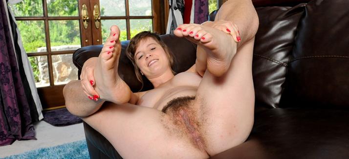 ATK hairy model Jane
