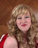 Satine Spark hairy video headshot